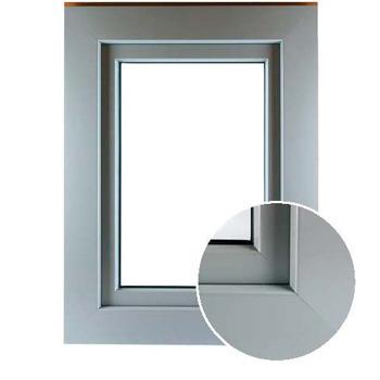 Okna aluminiowo – drewniane